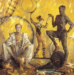 Le Cirque jaune
