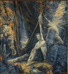 Portrait of Rudolf Nureyev