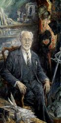 Portrait of Vladimir Volkoff