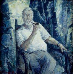 Portrait of Professor Jacques Catteau
