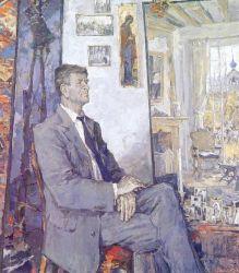 Portrait of Yuri Trubnikoff