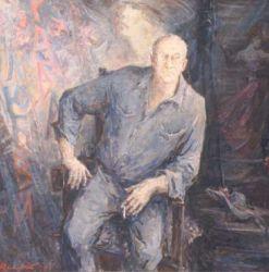 Portrait of Pavel Lepeshev