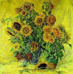 The Big Sunflowers