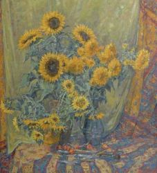 Sunflowers from Provence
