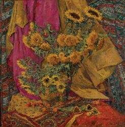 Sunflowers from Arles