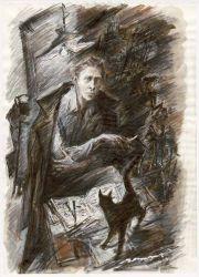 Portrait of Mikhail Boulgakov