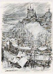 Kiev in Winter