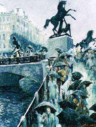 Le Pont Anitchkov