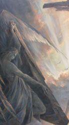 La Résurrection - détail