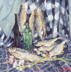 Still Life with Fishes