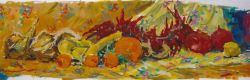 Still-Life with Exotic Fruits