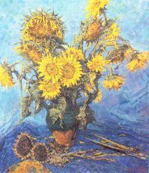 Sunflowers from Saint-Rémy-de-Provence