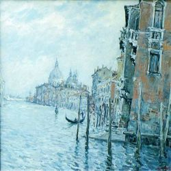 Palines on Canal Grande